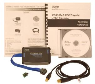spectrum digital xds200 usb emulator